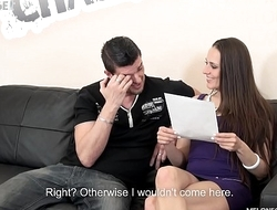 Kamil Klein show upon Mea Melone what is old era of porn performer