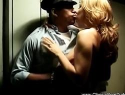 Vintage Pornstars Tender Sex