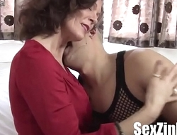 Sexy British lady enjoys her toyboy s big cock - Full HD Video on SexZink.Com