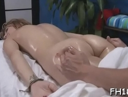 Babes share huge schlong