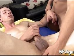 Hammering a homo guy