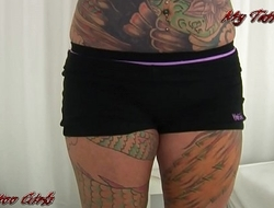 BlackwidowXXX- Jodi - Full Throng tattoos view PRomo