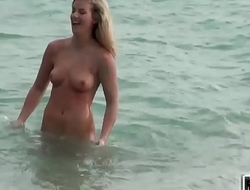 Sammi'_s Beach Body video starring Sammi St.Clair - Mofos.com