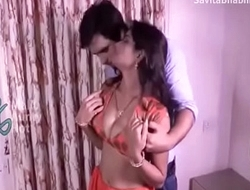 Hair Smelling - Bhabhi Devar And Husband