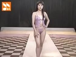 Taiwan Girl Chap-fallen Lingerie Show 永久情趣內衣秀 3