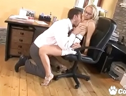 Secretary Carla Cox Services Some Boss Dick