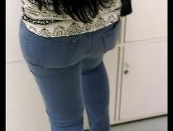 Baixinha Rabuda Jeans