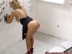 Babe tit fucks black cock
