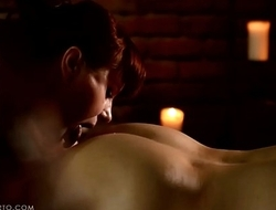 Katrin Porto - Body Massage With Rimming And Blowjob