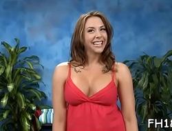 Naked massage movie scenes