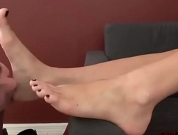 Fun Licking and Sucking Yummy Toes and Soles - Feet Venerate 2