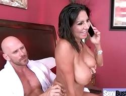 Hardcore Sex Essentially Cam With Busty Sluty Wife (Tara Holiday) video-27