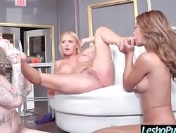 Punish Sex Using Sex Dildos With Lesbian Girls (Krissy Lynn &amp_ Sheena Rose &amp_ Uma Jolie) video