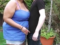 Bbw interracial fuck date
