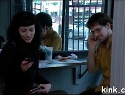 Public sex porn movie