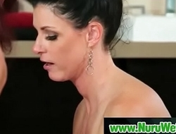 Hot japanesse masseuse gives pleasure in the air her client 13